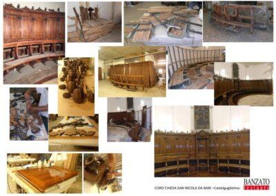 coro chiesa san nicola da bari castelguglielmo