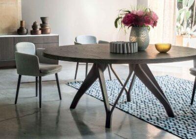 tavoli e sedie negozio arredamento rovigo